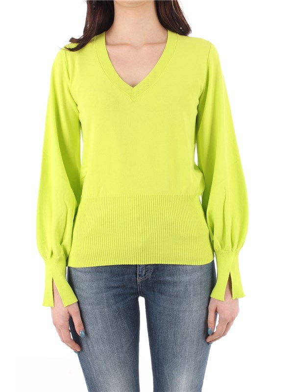 TWINSET Sweater Yellow led