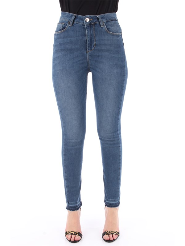 LIU  JO Jeans Denim blue join wash