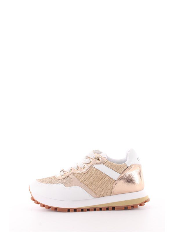 LIU  JO Sneakers White / gold