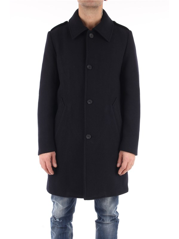 ANTONY MORATO Overcoat Night blue