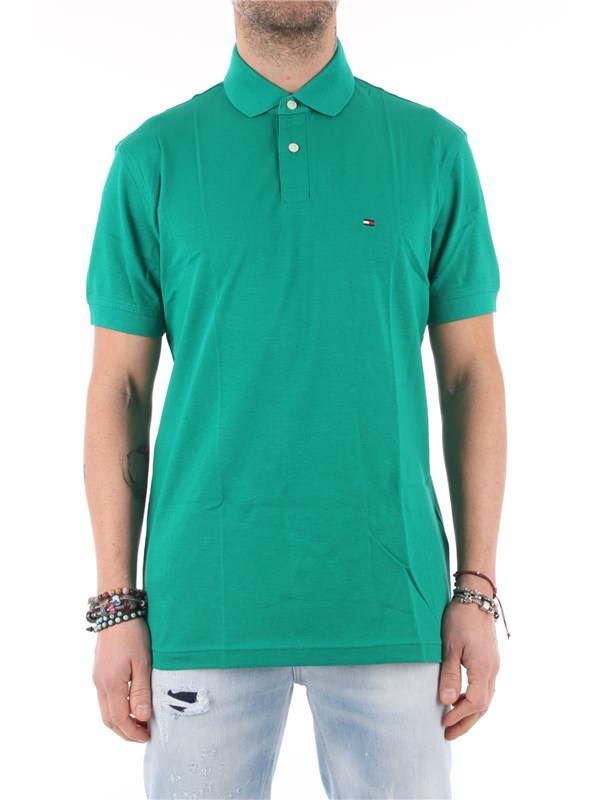 Tommy Hilfiger Polo Courtside green