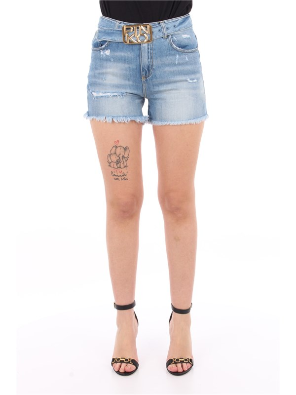 Pinko Shorts Blue