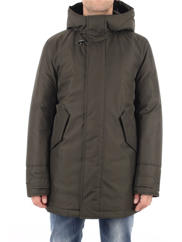 FAY Parka Dark military