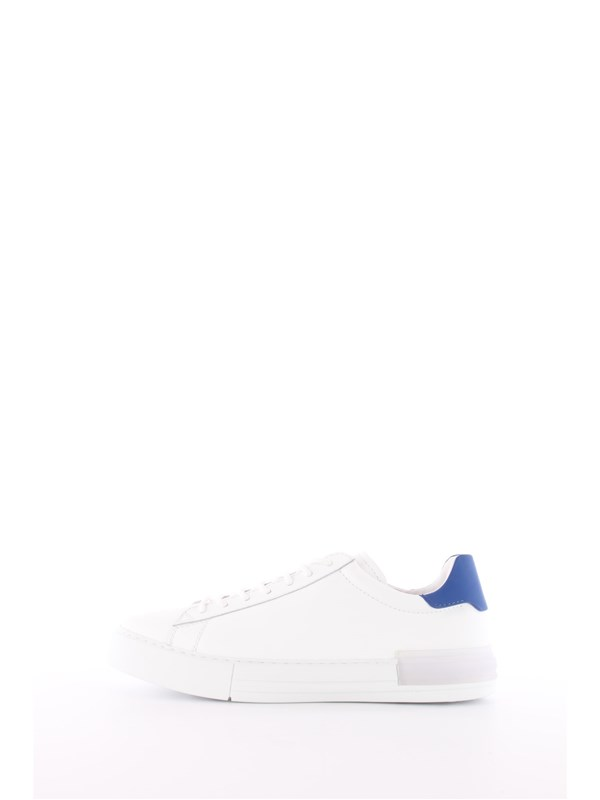 HOGAN Sneakers White / gentian