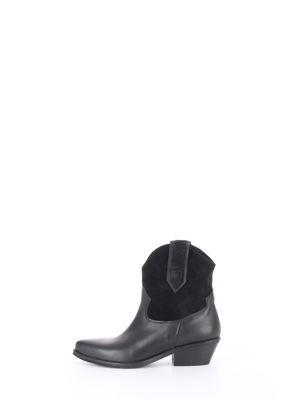 VIVIAN Ankle boot Black