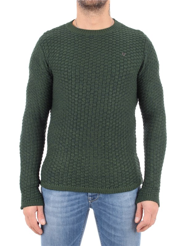 Fifty Four Sweater Green