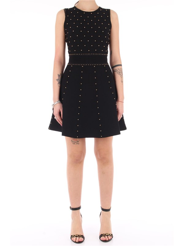 Elisabetta Franchi Short dress Black