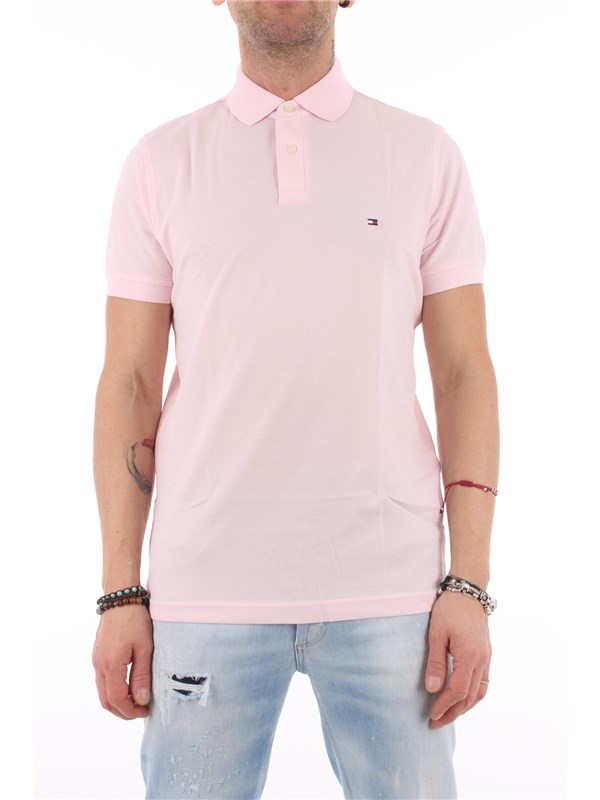 Tommy Hilfiger Polo Light pink