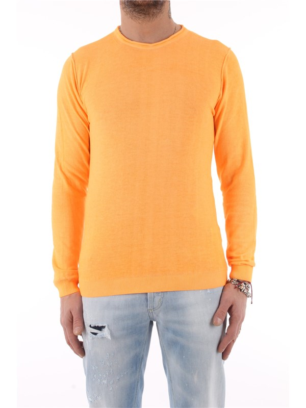 DANIELE ALESSANDRINI Sweater Orange