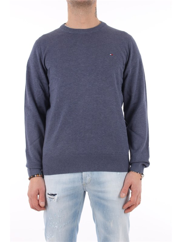 Tommy Hilfiger Pullover Faded indigo heather