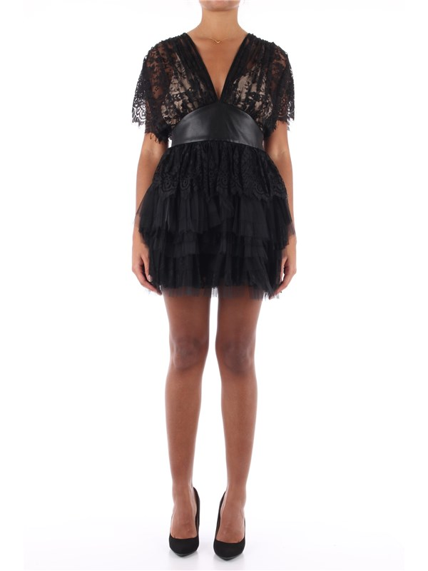ANIYE'  BY Short dress Black-skin