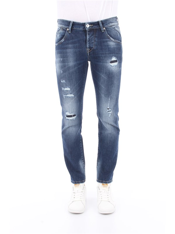 Zero Construction Jeans Blue