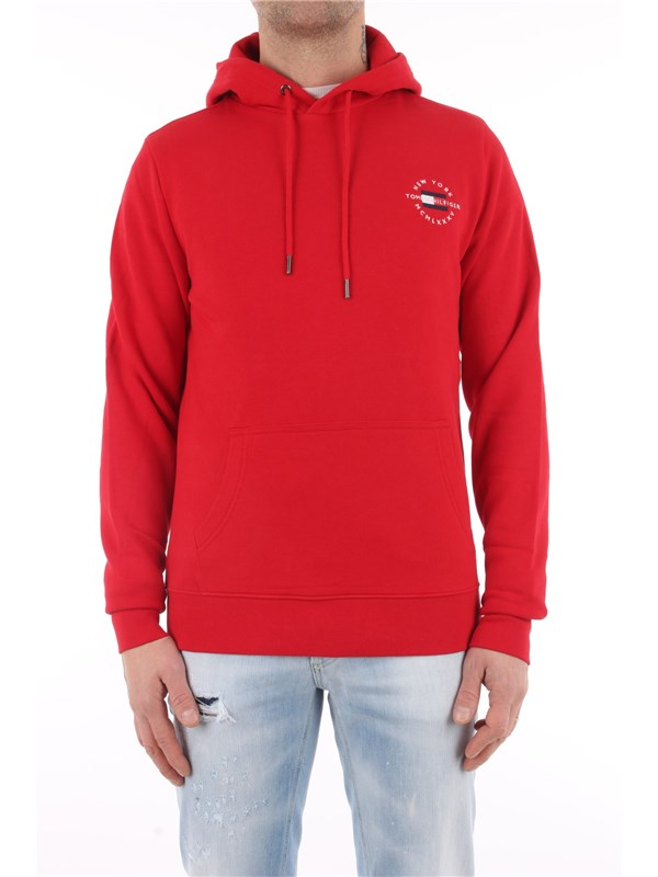 Tommy Hilfiger Sweatshirt Primary red