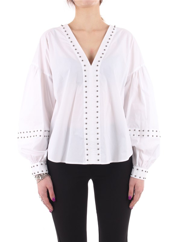 TWINSET Blouse Optical white
