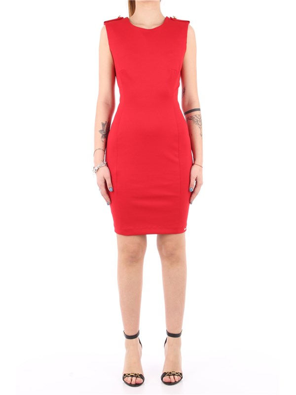 LIU  JO Short dress True red