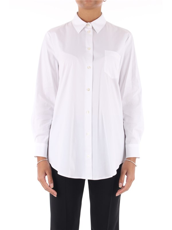 Emporio Armani Shirt Optical white