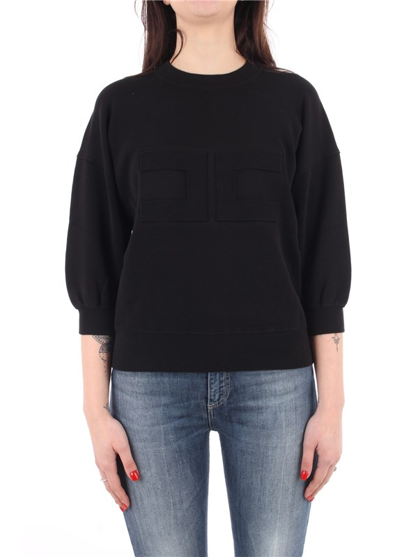 Elisabetta Franchi Sweater Black